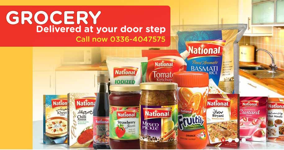 "Daily Dukan and Emerging trend of ""Online Grocery shopping in Pakistan"""